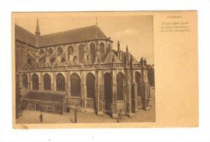 Groote Kerk-Koor En Kapellenkrans (Zuid-en-Oostzijde), Dordrecht, Netherlands...
