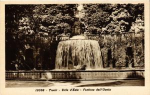 CPA TIVOLI Villa d'Este, Fontana dell'Ovato ITALY (545860)