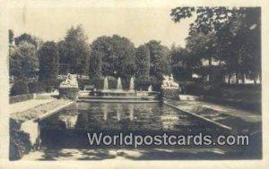 Roseligarten Promenade Bern Swizerland 1924