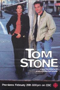 Tom Stone on CBC Television Canada