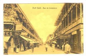 Port-Said, EGYPT , 00-10s ; Rue de Commerce