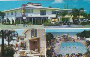 Florida Clearwater Beach Sandpiper Motel and Apartments