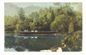 P.S.  ROB ROY , Loch Katrine, Scotland, UK, 00-10s