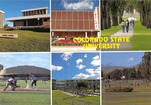 Fort Collins, Colorado - Colorado State University