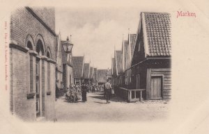 MARKEN , Netherlands , 1901-07 ; Street