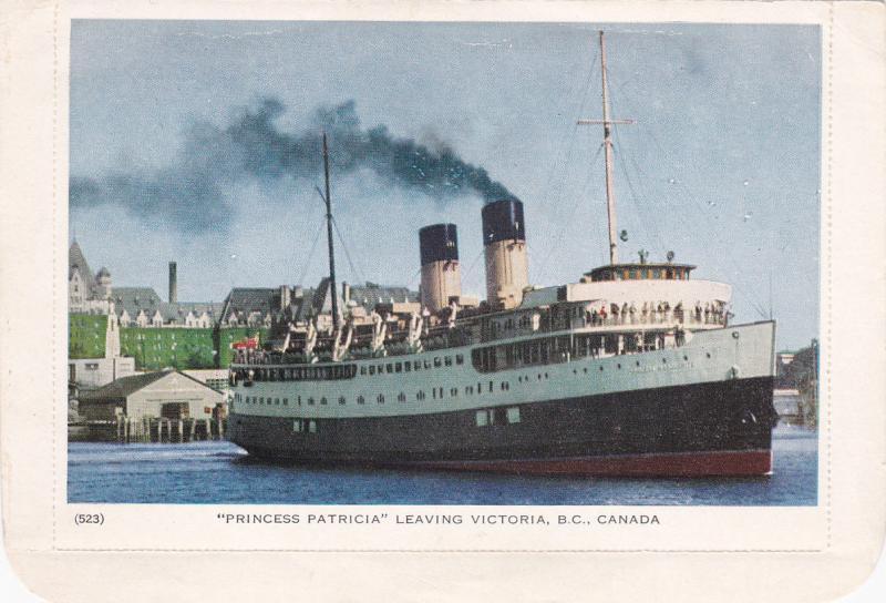 PRINCESS PATRICIA , Victoria , B.C. , Canada , 30-50s