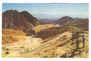 Negeb-Mountains on the road to Eilat, Israel,40-60s