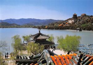 China Zhichun Pavilion, Summer Palace  Zhichun Pavilion, Summer Palace