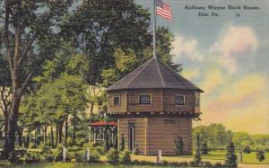 Pennsylvania Anthony Wayne Block House