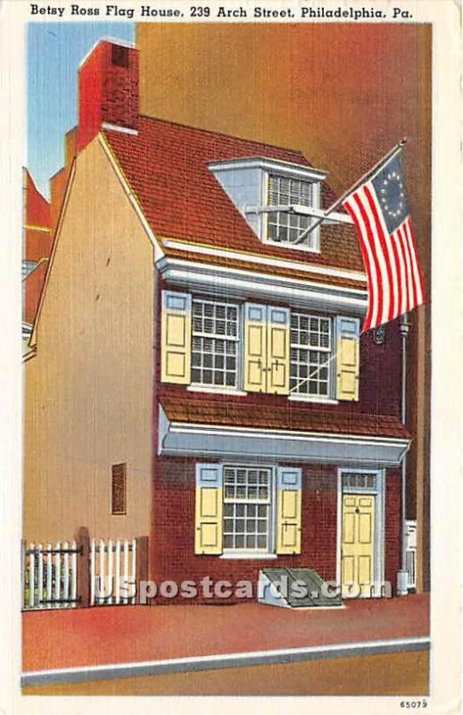 Betsy Ross Flag House -pa_qq_6229