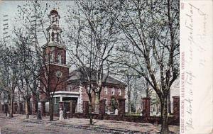 Virginia Alexandria Christ Church 1907