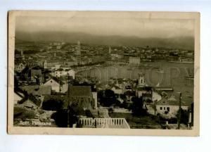 191289 CROATIA SPLIT Vintage photo postcard