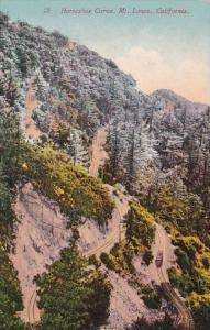 California Mount Lowe Horseshoe Curve