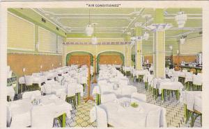 Interior, Jenks Restaurant, Jacksonville, Florida, 1930-1940s