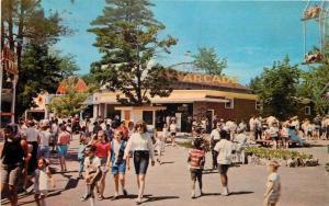 Arcade Amusement 1960s Canobie Park Salem New Hampshire Wakefield 8911