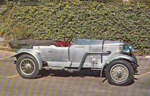 1922 Vauxhall 30/98 OE Sports Car