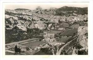 RP  LES BAUX-DE-PROVENCE (B.-du-R.) , Decor du Val d'Enfer, 20-40s France
