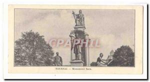Tournai Postcard Ancient Monument Bara