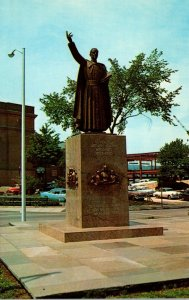 Connecticut Waterbury Rev Michael J McGivney Monument Founder Of The Knights ...