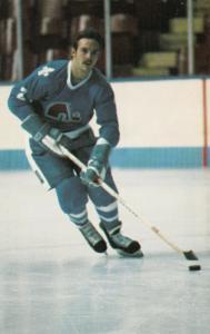 Quebec Nordiques Ice Hockey Player, Quebec , Canada , 70-80s ; #5
