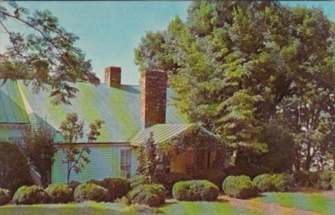 VIrginia Charlottesville Ashlawn Home Of James Monroe 5th President Of The Un...