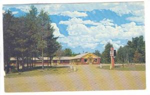 B & D Motel and Ron's Variety, Thedford, Ontario, Canada, 1940-1960s
