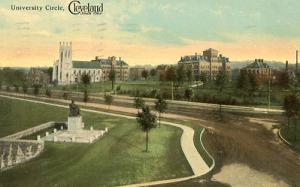 OH - Cleveland. University Circle