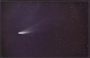 Comet West Postcard