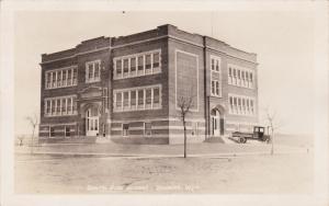 RP: South Side School , DOUGLAS , Wyoming , 1910s