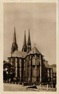 CPA AK Marburg Elisabethkirche GERMANY (898954)