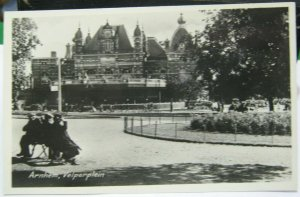 Netherland Arnhem Velperplein RPPC - unposted