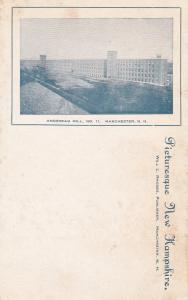 MANCHESTER , New Hampshire, PMC 1898-1907 ;  Amoskeag Mill No.11