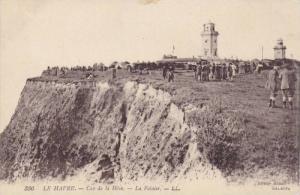 Cap De La Heve, La Falaise, Le Havre (Seine Maritime), France, 1900-1910s