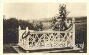 Le Tombe de Roosevelt Chateau-Thierry, France, Carte, Unused