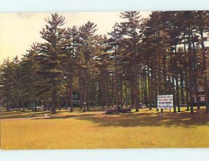 Unused Pre-1980 OUR LADY OF HOPE Essex New York NY hn0395