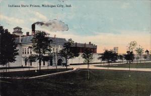 Indiana State Prison Michigan City Indiana 1911
