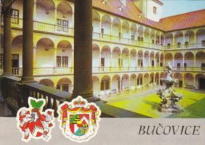 Czechoslovakia Bucovice Zamek Castle