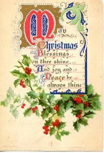 Greetings - Christmas