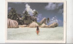 BF27155 seychelles l anse royale    front/back image