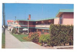 Tourist Town Motel , Vancouver , B.C. , Canada , 50-60s