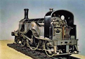 Postcard Express Passenger Locomotive Model (1887) Great Northern Railway #2618