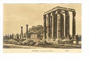 RP  Athenes, Temple de Jupiter , Greece , 00-10s