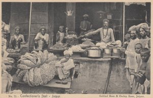 Confectioner's Stall , JAIPUR , India , 00-10s