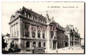 Switzerland - Schweiz - Lausanne - Vaudoise Bank - Old Postcard