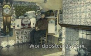 Germany, Deutschland Postcard Marker Binnenkamer  Marker Binnenkamer