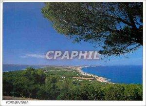 Postcard Modern Formentera