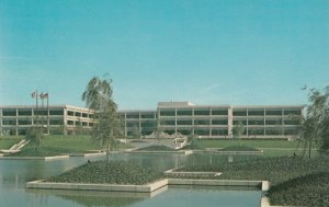 NORTHBROOK, Illinois, 1950-60s; A.C. Nielsen Company, Nielson Plaza