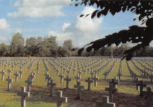 Netherlands Deutscher Soldatenfriedhof Ysselsteyn Neiderlande Kriegsgraberstatte