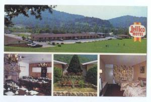 Jellico Motel & Restaurant Jellico Tennessee TN