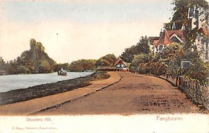Shooters Hill Pangbourne United Kingdom, Great Britain, England 1906